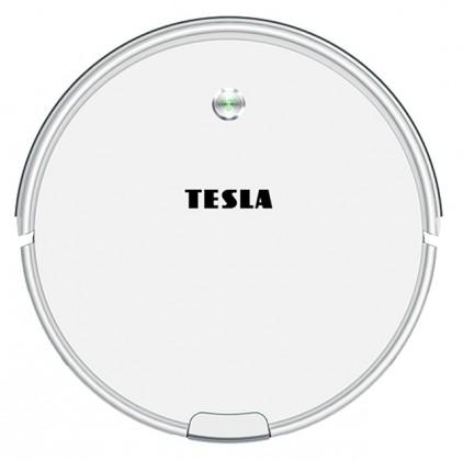 Ostatné značky vysávačov Robotický vysávač TESLA RoboStar T60, biela farba