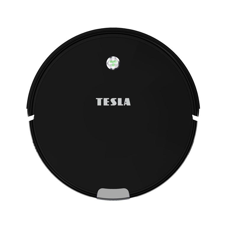 Ostatné značky vysávačov Robotický vysávač TESLA RoboStar T60, čierna farba