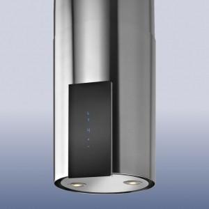 Ostrovčekový odsávač pár Guzzanti ORW glass