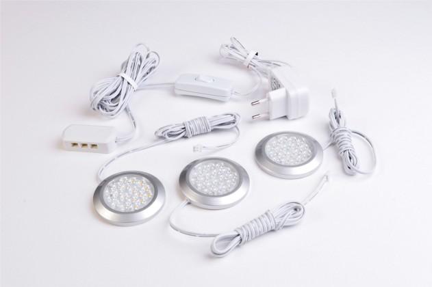 Osvetlenie GW-Linea - LED osvetlenie (hliník)
