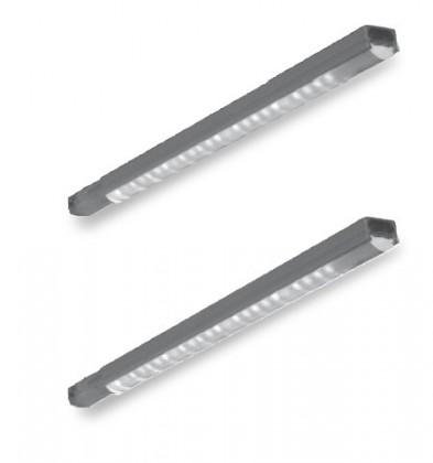 Osvetlenie LED-osvetlenie výklenku, 2ks