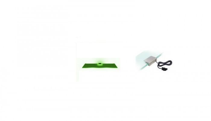 Osvetlenie Osvetlenie 1 LED pre TV stolík 120 (zelená)