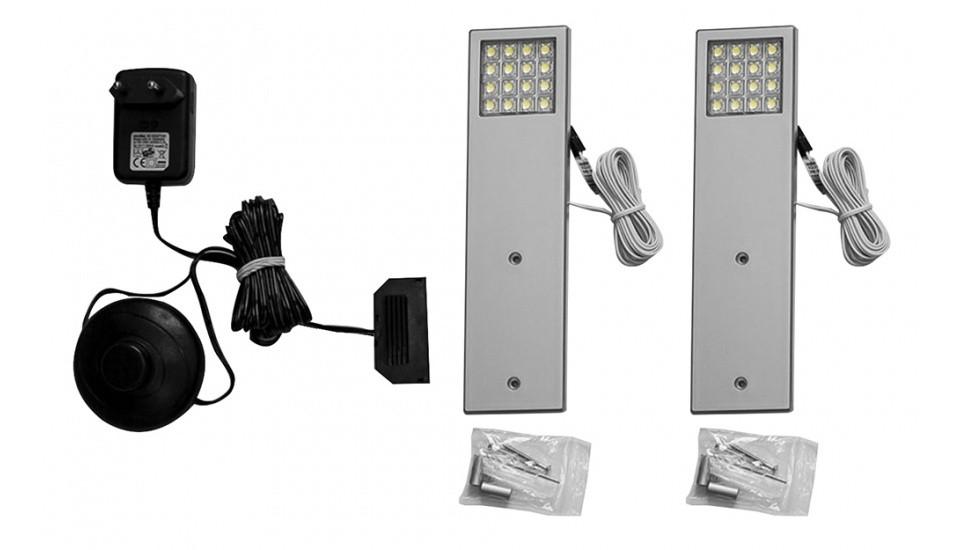 Osvetlenie Osvetlenie IZ92 (biela/Hliník)