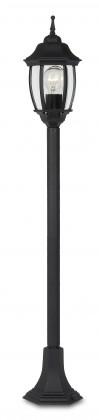 Outdoor - vonkajšie osvetlenie, 60W, E27, 120 cm (čierna)