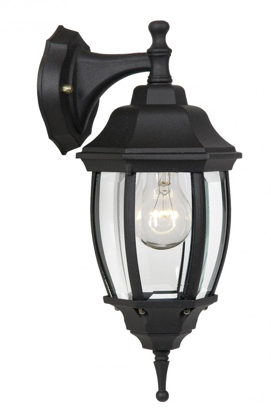 Outdoor - vonkajšie osvetlenie, čierna, E2760W (čierna)