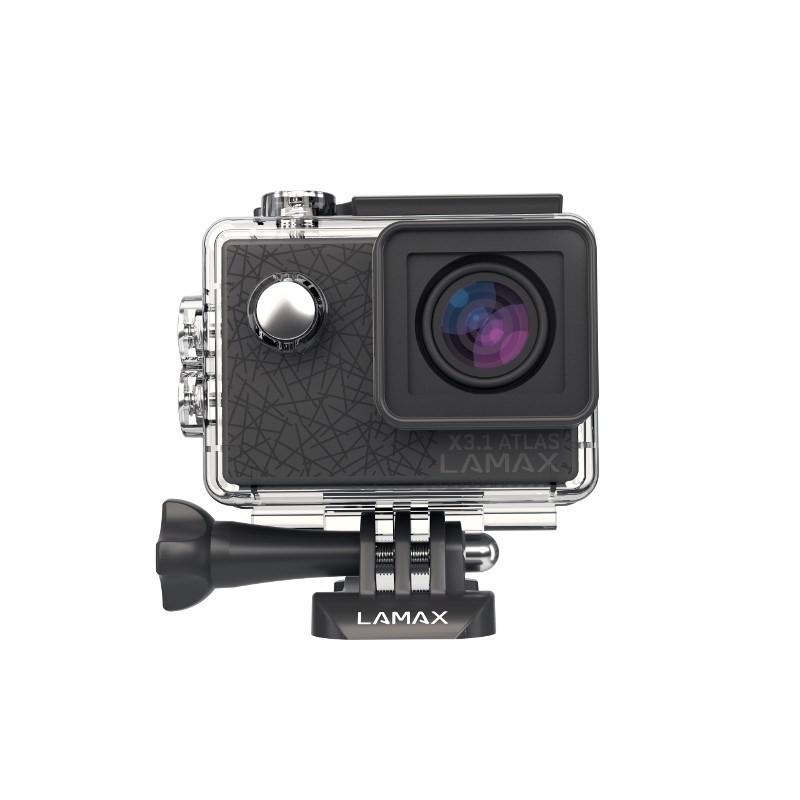 """Outdoorová kamera Akčná kamera Lamax X3.1 Atlas 2"""", 2,7km, WiFi, 160° + prísl."""