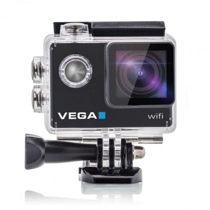 """Outdoorová kamera Akčná kamera Niceboy Vega WiFi 2"""", FullHD, WiFi, 140° + prísl."""