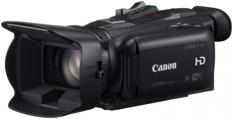 Outdoorová kamera Canon HF G30 4CE