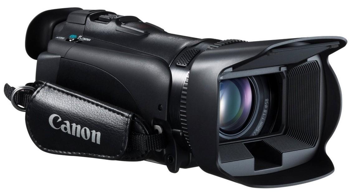 Outdoorová kamera Canon videokamera HF G25