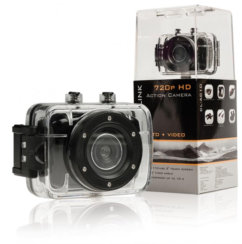Outdoorová kamera CL-AC10 ROZBALENO