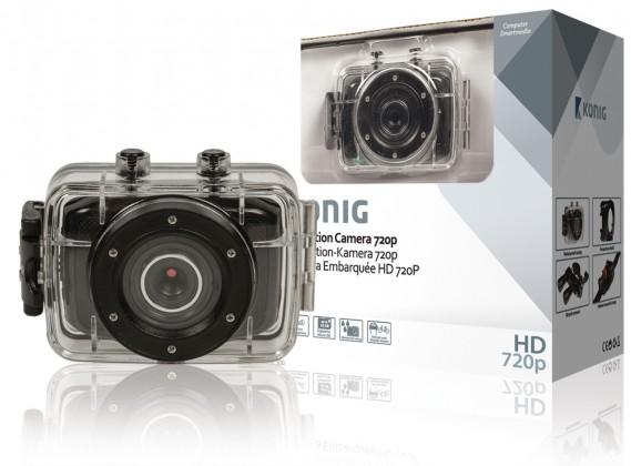Outdoorová kamera CSAC200 ROZBALENÉ