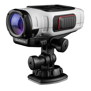 Outdoorová kamera Garmin VIRB Elite WINTERSPORTS, biela