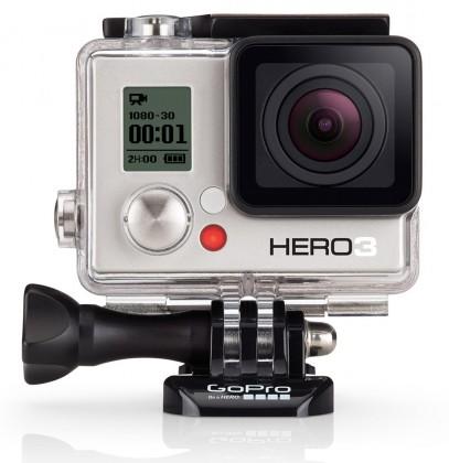 Outdoorová kamera GOPRO HD Hero 3 White Edition