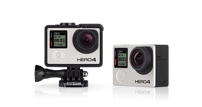 Outdoorová kamera GoPro Hero 4 Black Music