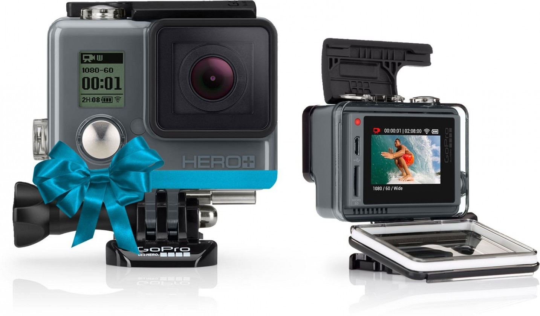 Outdoorová kamera GoPro HERO+ LCD ROZBALENÉ