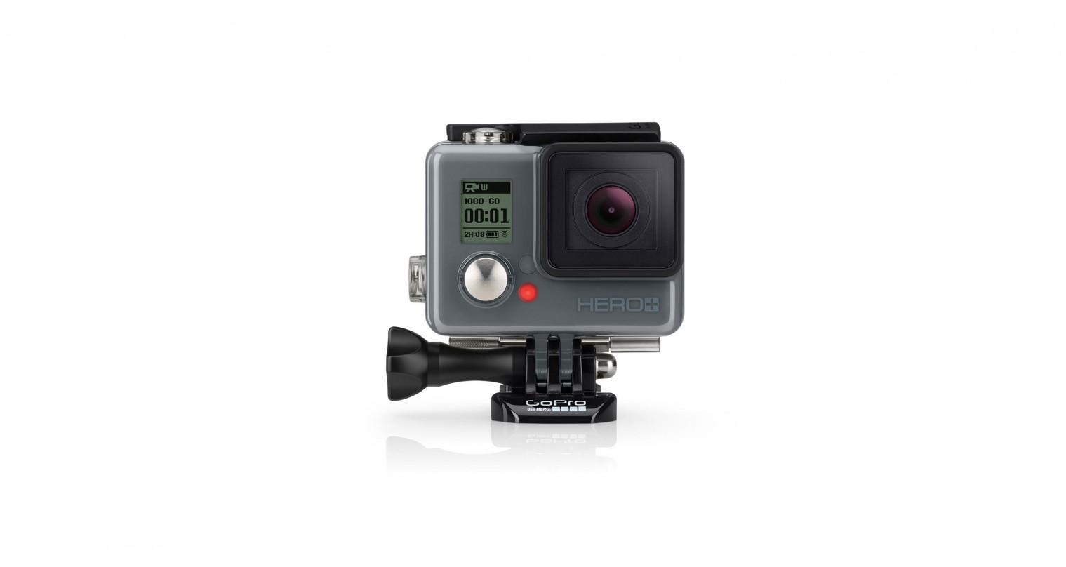 Outdoorová kamera GoPro HERO+ LCD