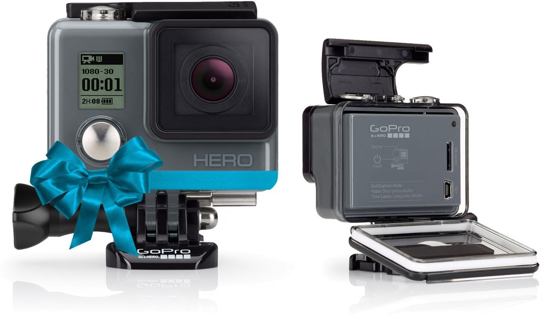 Outdoorová kamera GoPro HERO ROZBALENÉ