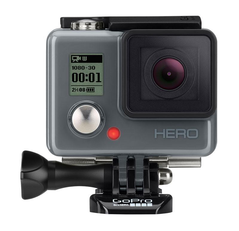 Outdoorová kamera GoPro HERO