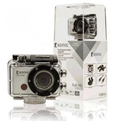 Outdoorová kamera König CSACW100 ROZBALENÉ