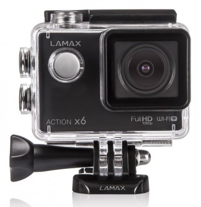 Outdoorová kamera Lamax Action X6 ROZBALENO