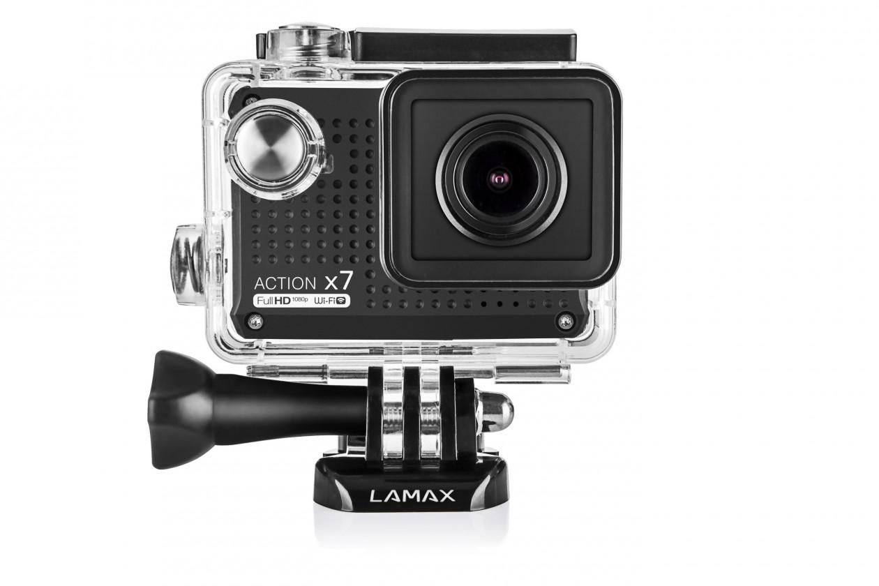 Outdoorová kamera LAmax Action X7 Mira ROZBALENÉ