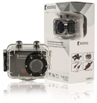 Outdoorová kamera N4-Full HD kamera 1080p,vodot