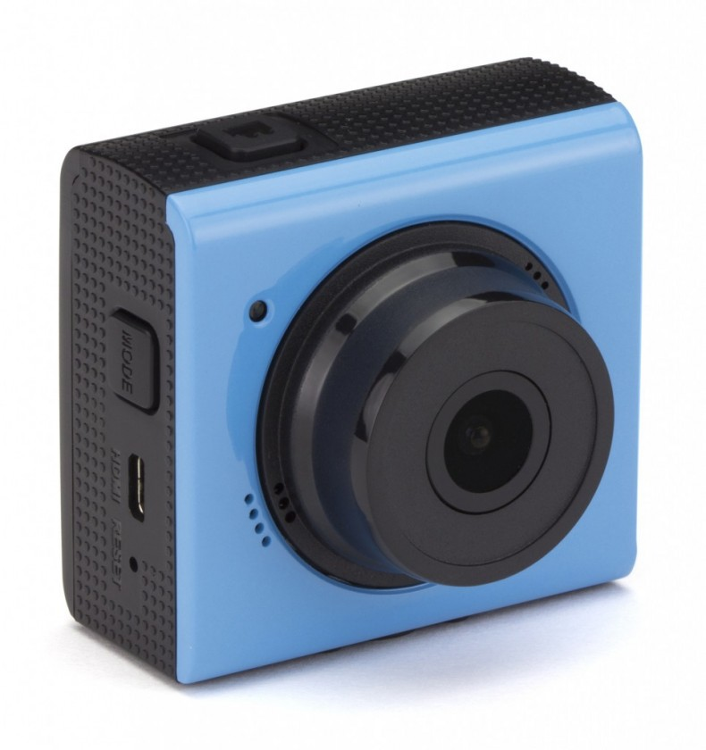 Outdoorová kamera Outdoorová kamera Kitvision Splash, modrá