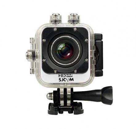 Outdoorová kamera SJCAM M10 CUBE WIFI športová kamera - biela