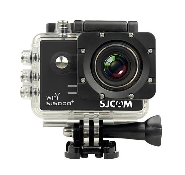 Outdoorová kamera SJCAM SJ5000 PLUS športová kamera - čierna