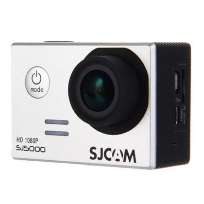 Outdoorová kamera SJCAM SJ5000 športová kamera - biela