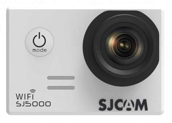 Outdoorová kamera SJCAM SJ5000 WIFI športová kamera - biela