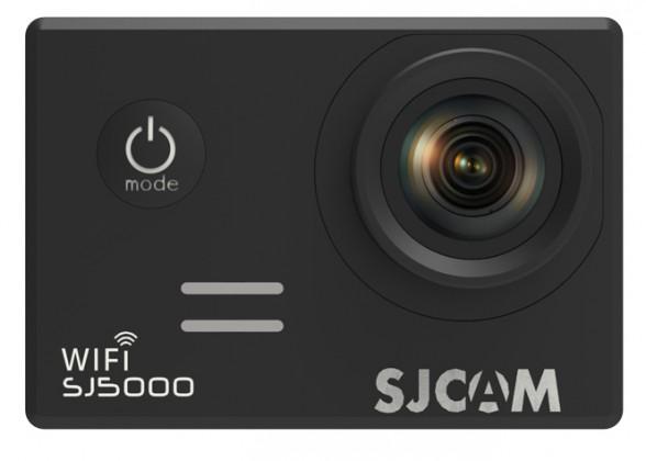 Outdoorová kamera SJCAM SJ5000 WIFI športová kamera - čierna