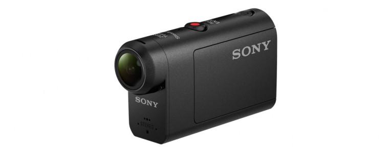 Outdoorová kamera Sony HDR-AS50 + podvodné púzdro čierné