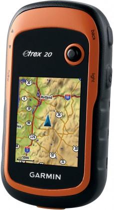 Outdoorové navigácia eTrex 20