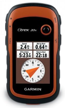 Outdoorové navigácia eTrex 20x + SK TOPO