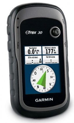 Outdoorové navigácia eTrex 30x + SK TOPO