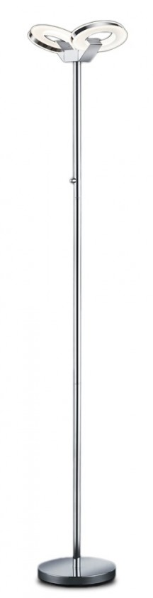 Oval  TR 428310206 - Lampa, SMD (kov)