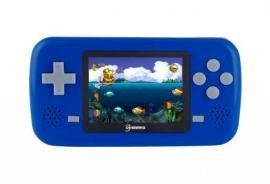 OverMax portable console, 101 her, 2.5'' LCD