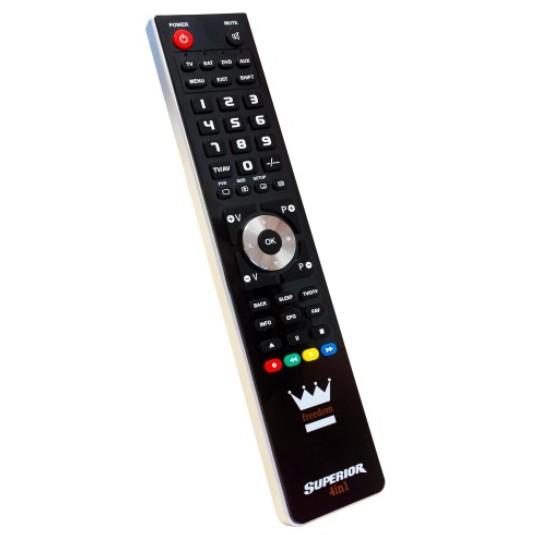 Ovládač na televízor Diaľkový ovládač MKF Freedom Superior 4-IN-1