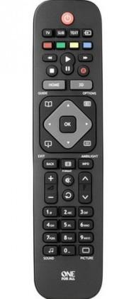 Ovládač na televízor Diaľkový ovládač OFA pre TV Philips
