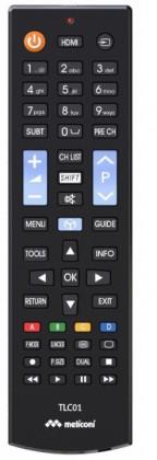 Ovládač na televízor Diaľkový ovládač Samsung Meliconi 808005 TLC1