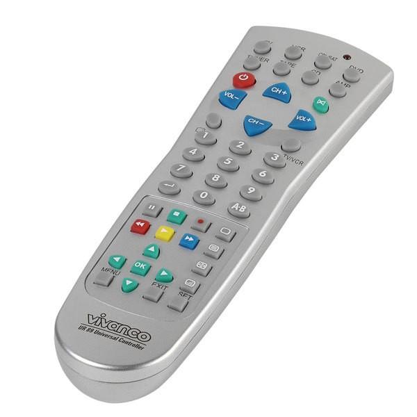 Ovládač na televízor Diaľkový ovládač Vivanco V21966