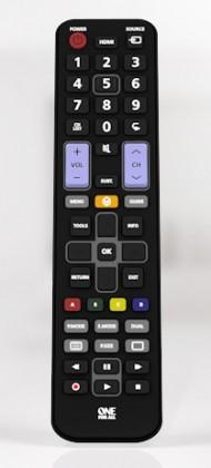 Ovládač na televízor Univerzálny diaľkový ovládač OFA Samsung URC1910