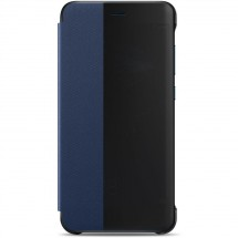 P10 Lite Smart View Cover Blue