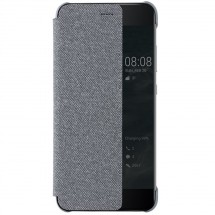 P10 Smart View Cover Light Gray