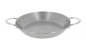 Paella panvica de Buyer 5652.32, železná, 2 ucha, 32cm