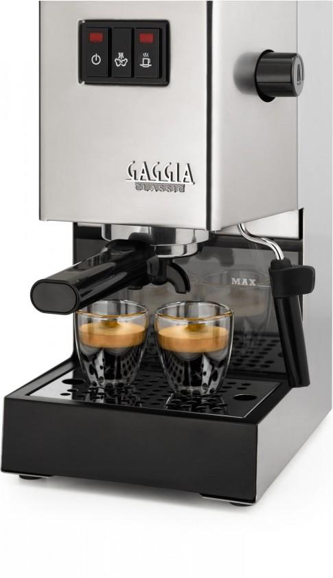 Pákové kávovary Pákové espresso Gaggia Clasic Plus