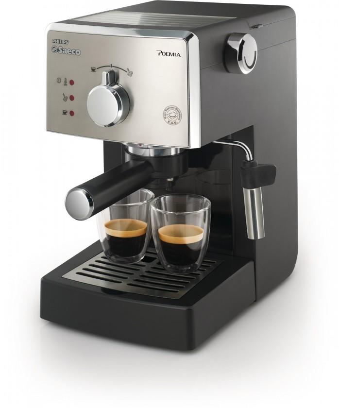 Pákové kávovary  Philips HD 8325/09