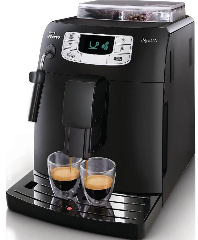 Pákové kávovary  Saeco HD8751