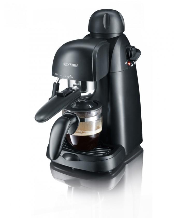 Pákové kávovary Severin KA 5978